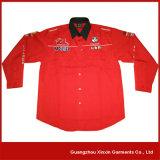 Camisas de segurança de trabalho de manga comprida para homens e mulheres (S28)