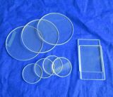 Vetro riflesso del calibro della capsula del calibro del Borosilicate di figura rotonda del Borosilicate di vetro di figura