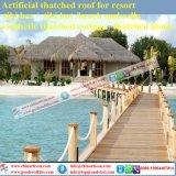 Luxuxlandhaus tropisch/Insel-Artsynthetische Thatch-Dach-Fliesen von Seychellen