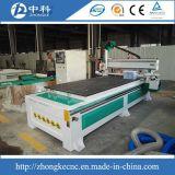 Ranurador de madera cambiante del CNC de las puertas de la herramienta auto con el precio de China
