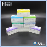 Absorbeerbare Polyglycolic Zure Hechting/Hechting Pgla