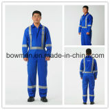 Arqueiros MOQ Anti-Static e Flame - Protective retardador Workwear Coverall