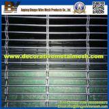 Acoplamiento decorativo del acero inoxidable usado en fachadas exteriores