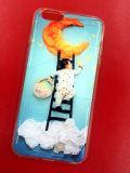 Impresora de la etiqueta engomada de los accesorios 3D del teléfono móvil