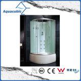Terminar el sitio de ducha automatizado del vidrio Tempered del masaje (AS-YS52)