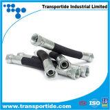 Super flexibler Hochdruckgummischlauch-hydraulischer Gummischlauch-Öl-Schlauch