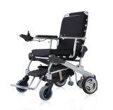 E-Trono 8 '', sedia a rotelle piegante senza spazzola leggera di potere 10 '', 12 '' con la batteria LiFePO4