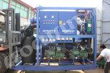 Focusun direkter Systems-Eis-Block, der Maschine herstellt