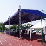 Индикация высокого качества свадебного банкета крыши согласия используемая DJ алюминиевая скрепляет болтами ферменную конструкцию