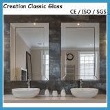 Specchio di alluminio per vestirsi/specchio della stanza da bagno con il buon prezzo