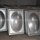 Анти- цистерна с водой 0.125m3 нержавеющей стали SMC 304 корозии--1000m3