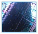 Het openlucht LEIDENE van de Huur van de ONDERDOMPELING P10 Scherm van de Vertoning met het Gieten van Aluminium