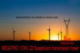 Torretta della trasmissione della sospensione di Megatro 110kv Z2