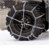 車のための雪のタイヤチェーン