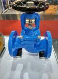 Robinet d'arrêt sphérique utilisé par système de beuglement de vapeur du fer de moulage DIN PN16