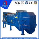 Separador da corrente de redemoinho/separador magnético permanente do ouro para a planta do minério de ferro