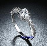 熱い販売法の宝石類の立方ジルコニアの大成功のチャンス(R0838)