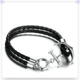 De Armband van het Leer van de Juwelen van het Leer van de Juwelen van de manier (LB516)