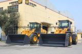 De Op zwaar werk berekende Machines van de Lader van het Wiel van Hyundai 850g voor Bouw