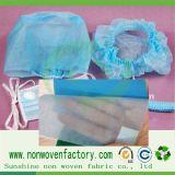 Медицинский Nonwoven устранимый Nonwoven ткани Hospoital PP Spunbond