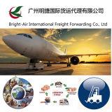 Cargaison mondiale de fret aérien de transport et de service de logistique troquant de Guangzhou Chine à Moscou