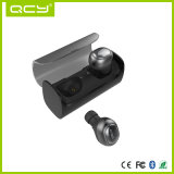 비용을 부과 은행을%s 가진 Bluetooth 소형 확실한 무선 입체 음향 이어폰 Q29