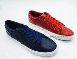 Выскальзование комфорта на обуви людей кожаный (ET-LH160315M)