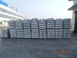 アルミニウムインゴット純粋な99.7%工場価格