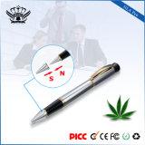 penna portatile di Vape della cartuccia di Ecigarette di vetro 510 di stile di affari 180mAh