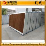 La granja avícola/la casa de Jinlong/vertió la pista de la refrigeración por evaporación