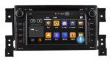 DVD Audio de véhicule d'Andriod pour la navigation grande de Suzuki Vitara GPS avec le joueur MP4