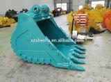 Cubeta de escavação da rocha da máquina escavadora da alta qualidade de Sf para KOMATSU PC220
