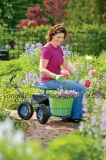 Round Basketのデラックスな庭Tractor Scoot