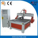 Couteau en bois de /CNC de machines de la commande numérique par ordinateur Acut-1212 avec rotatoire avec du ce