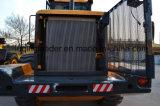 Chargeur électrique de roue de position de charbon de machines d'extraction de contrôle