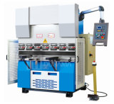 CNC/máquina do freio imprensa hidráulica do Nc, máquina de dobra de dobramento do metal de folha com alta qualidade & bom preço