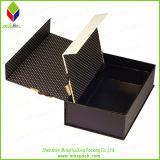 De boek-gevormde Verpakkende Magnetische Doos van Juwelen voor Halsband