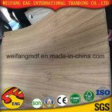 qualidade da colagem E1 de 5mm a melhor para a madeira compensada do Teak da mobília