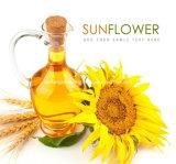 Olie van de Zonnebloem van 100% de Zuivere Ruwe met Beste Prijs