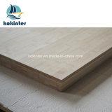 Panneau en bambou entier multicouche normal 3-500mm de plaque plate