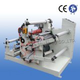De alta precisión de la máquina automática de corte longitudinal y rebobinado