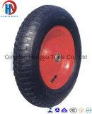 Wheelbarrow de aço Wb6407A do metal do jardim de China Durable&Cheap