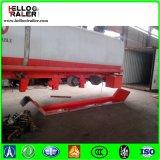 42000L Remolques de Tanque Líquido para Gasolina Transporte de Aceite Diesel