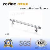 Poignée en aluminium en alliage de zinc de meubles avec le prix chaud (T-457)