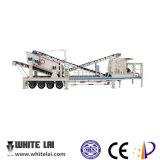 セリウムISOの高品質および低価格の移動式粉砕機