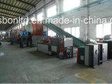 Polvere di gomma semiautomatica automatica piena che rende macchina/pneumatico residuo che ricicla iso del dell'impianto di /Recycle & CE
