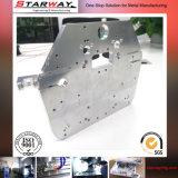 5 piezas de mecanizado CNC de eje CNC Fresado de piezas de aluminio