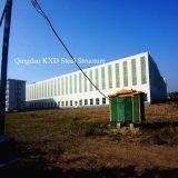 Magazzino prefabbricato della struttura d'acciaio/liberato di/capannone