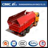 6*4 Iveco/JAC/Faw/C&C/HOWO Dump Truck mit Wingspan