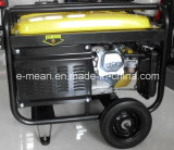 セリウムとの2kw-7kw Electric Start Portable Gasoline Power Generator、ISO9001